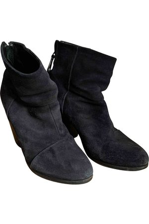 RAG&BONE Suede Ankle Boots