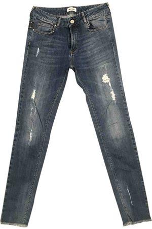 Zadig & Voltaire Cotton - elasthane Jeans