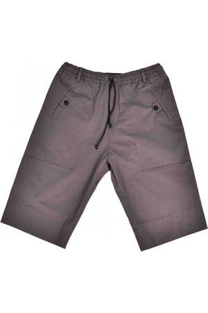 ISABEL BENENATO Cotton Shorts