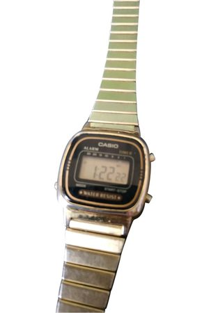 Casio Steel Watches