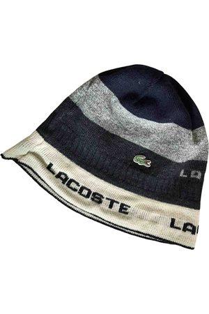 Lacoste Wool Hats & Pull ON Hats