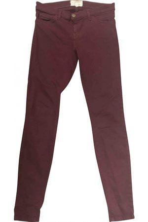 Current/Elliott Cotton - elasthane Jeans