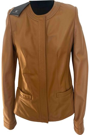 FEDERICA TOSI Leather Jackets