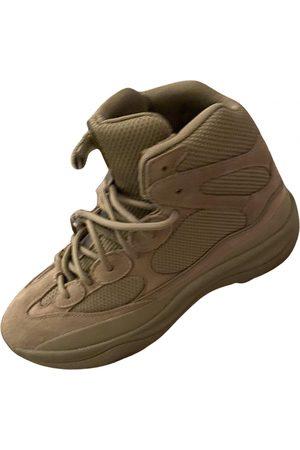 Yeezy Pony-style calfskin Boots