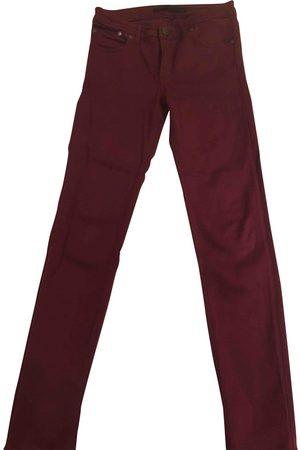 Victoria Beckham Cotton - elasthane Jeans