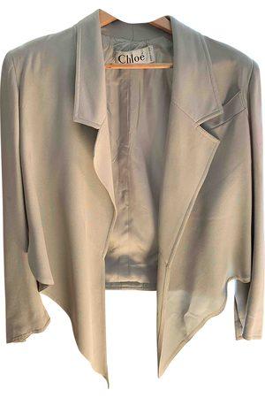 Chloé Silk Jackets
