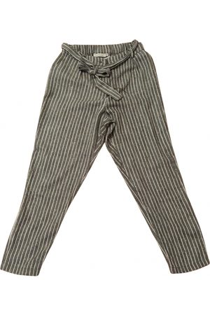 Brandy Melville Cotton Trousers