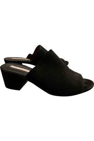 & OTHER STORIES & Stories Suede Mules & Clogs