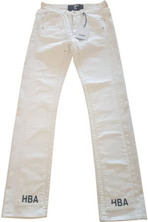 Hood By Air Cotton Trousers