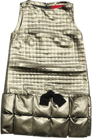 Moncler Silk Dresses