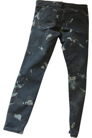 Current/Elliott Cotton Jeans
