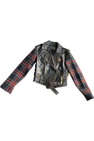 FAUSTO PUGLISI Leather Jackets