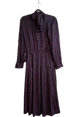 Alcott Silk mid-length dress