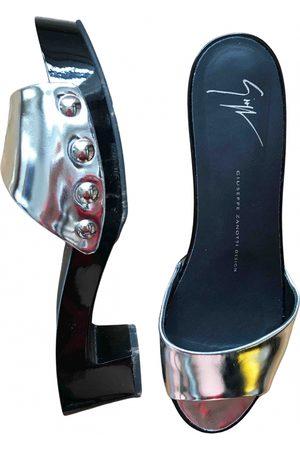 Giuseppe Zanotti Patent leather Mules & Clogs