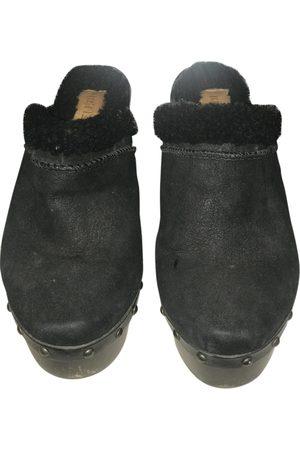 Kenzo Faux fur Mules & Clogs