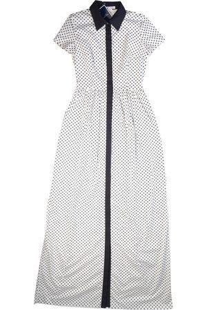 Oscar de la Renta Cotton Dresses
