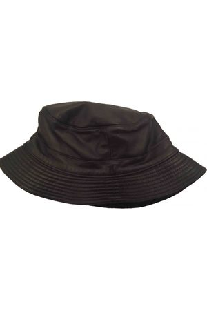 Hermès Leather Hats