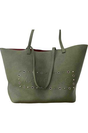 Mangano Leather handbag