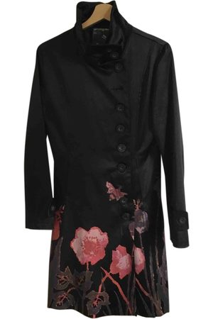 Desigual Synthetic Trench Coats