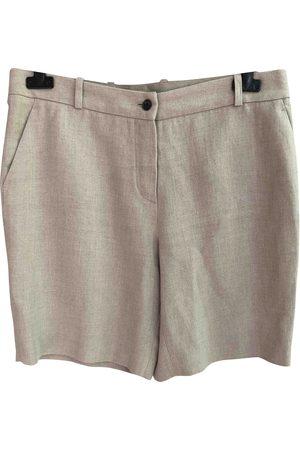 Loro Piana Linen Shorts