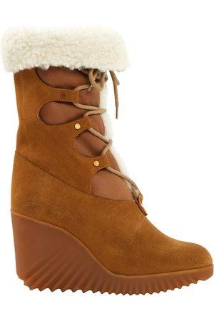 Chloé Suede Boots