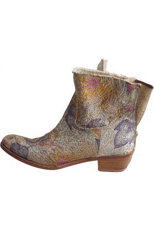 Zadig & Voltaire Cloth Boots