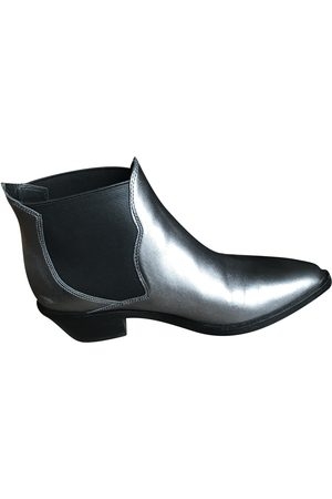 & OTHER STORIES & Stories Leather Ankle Boots