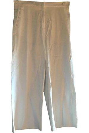 Rochas Cotton Trousers