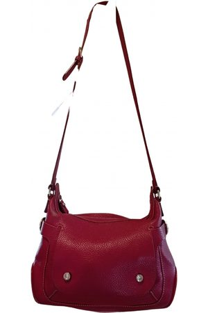 LANCEL Mademoiselle Adjani leather handbag