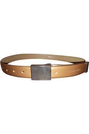 KRIZIA Leather Belts