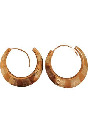 H Samuel Gold plated Earrings