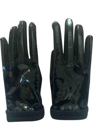 Miu Miu Patent leather Gloves
