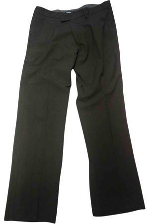 EMMANUELLE KHANH Polyester Trousers
