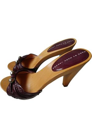 Marc Jacobs Patent leather Mules & Clogs