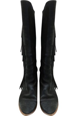 Polo Ralph Lauren Suede Boots