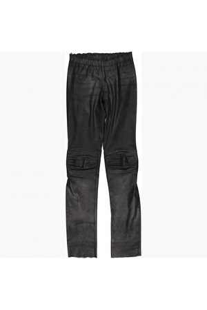 Stouls Leather Trousers