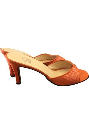 La Perla Glitter Sandals
