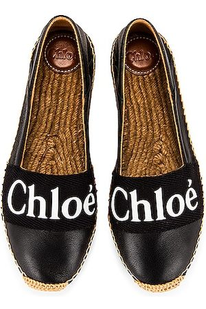 Chloé Women Espadrilles - Woody Espadrille Flats in
