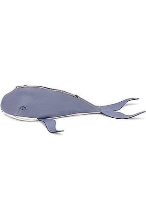 Loewe Whale Bumbag in Blue