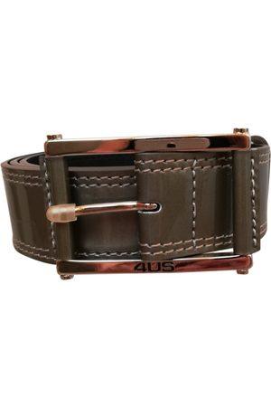 Cesare Paciotti Patent leather Belts