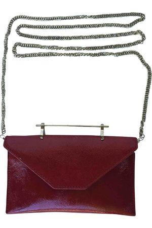 M2MALLETIER Patent leather Handbags