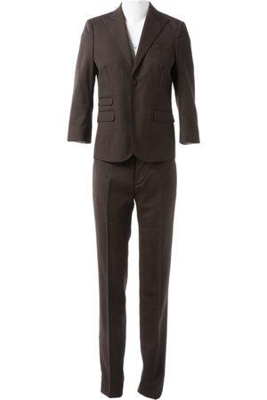 Dsquared2 Wool suit jacket