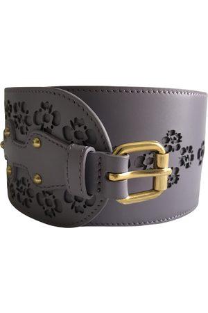 Elie saab Leather Belts