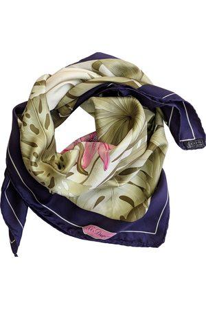 S.T. Dupont Silk Scarves