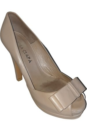 Rosa Clara Leather Heels