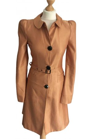 Roberto Cavalli Cotton Coats