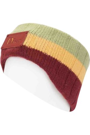 Dior Cashmere Hats