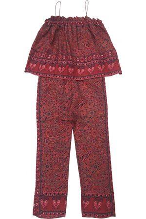 Bash Silk Jumpsuits