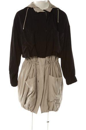 Jonathan Saunders Viscose Trench Coats
