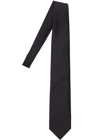 Tom Ford 8cm Polka Dot Silk Jacquard Classic Tie